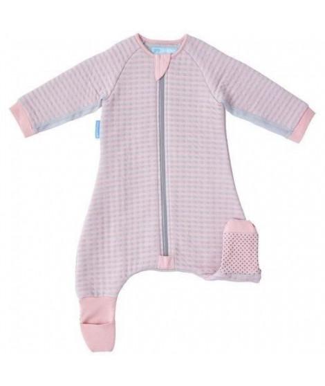 THE GRO COMPANY - Sur-pyjama GroRompers - Rayures roses - 12-24 mois