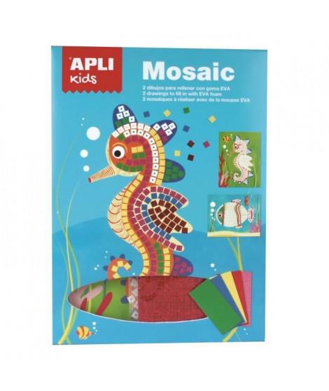 APLI Kit mosaique en mousse Mer
