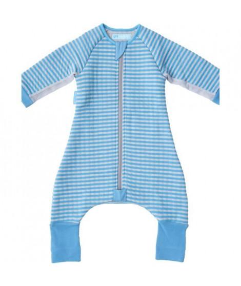 THE GRO COMPANY - Sur-pyjama GroRompers - Rayures Bleues - 12-24 mois