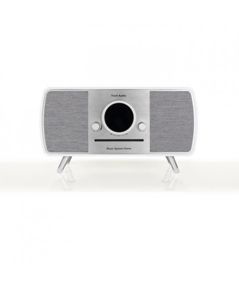TIVOLI Music System Home - Systeme Hi-Fi tout-en-un CD/FM/DAB + / Wi-Fi/Bluetooth