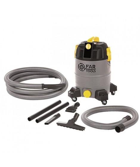 FARTOOLS Aspirateur eau et poussieres a refoulement NETUP35 WP - 1 600 W