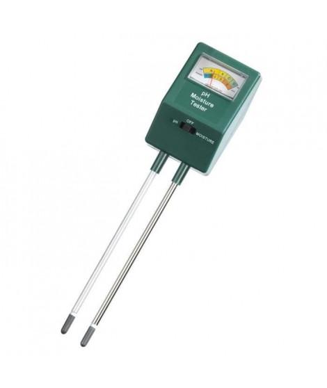 NATURE COMBI :  pH-metre et hygrometre