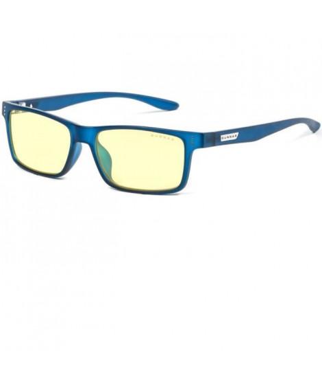 GUNNAR OPTIKS Lunettes Cruz - Bleu - Pour jeunes adolescents de 12 a 18 ans