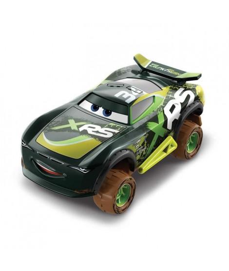 Disney Cars - Véhicule XRS Mud Racing Trunk Fresh - Petite Voiture - 3 ans et +