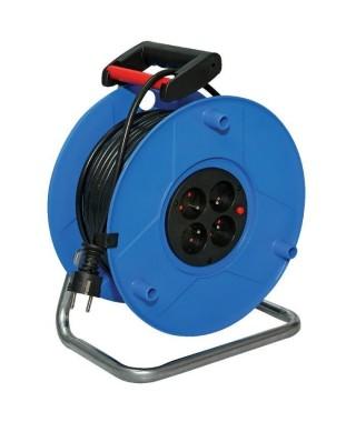 BRENNENSTUHL Enrouleur standard S 50m H05VV-F 3G1.5