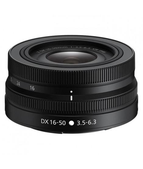 NIKON Objectif Nikkor Z DX 16-50mm f/3.5-6.3 VR