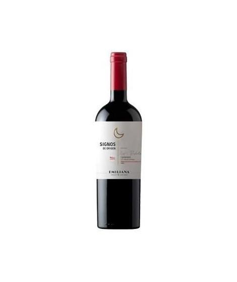 Signos de Origen 2012 Carmenere - Vin rouge du Chilie