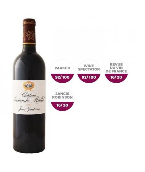 Château Sociando-Mallet 2014 Haut-Médoc - Vin rouge de Bordeaux