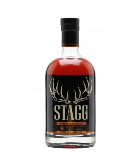 Whisky STAGG  JR KENTUCKY STRAIGHT  - 66,05% - 70cl