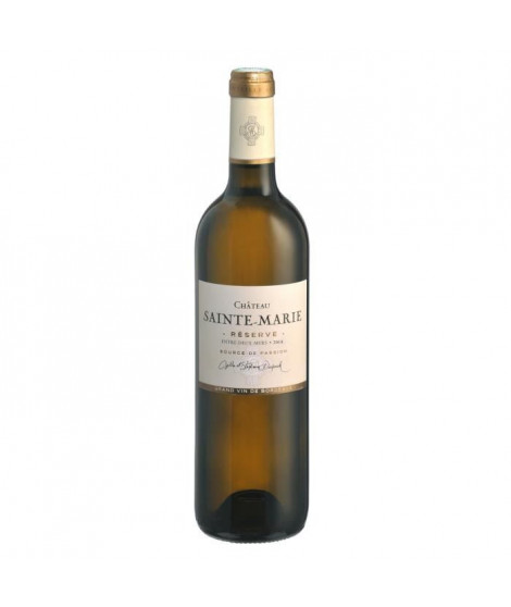 Château Sainte Marie 2019 Entre-deux-mers Vieilles Vignes - Vin Blanc de Bordeaux
