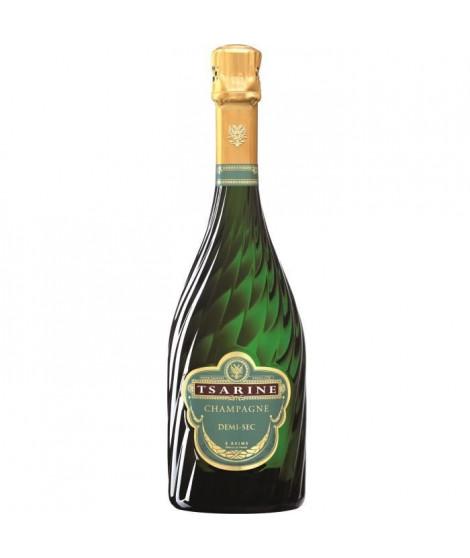 Champagne Tsarine Demi sec x1