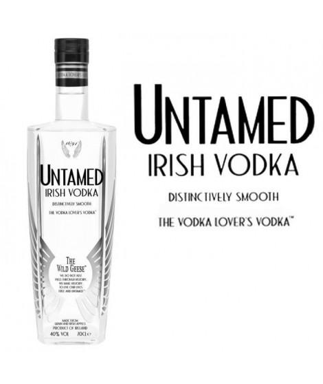 Untamed 70cl 40° vodka Irlande
