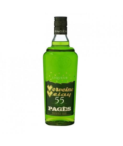 Pages - Verveine du Velay Verte - Liqueur - 55% - 70 cl