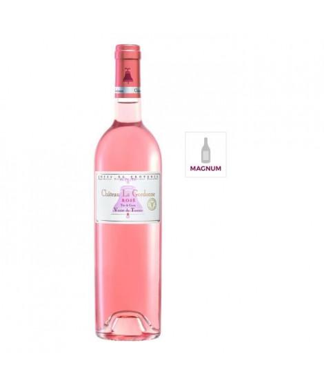 Magnum Château de La Gordonne  2017 Provence - Vin rosé de Provence