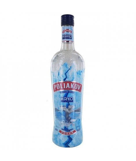 Vodka Poliakov Nat - 1L - 37,5°