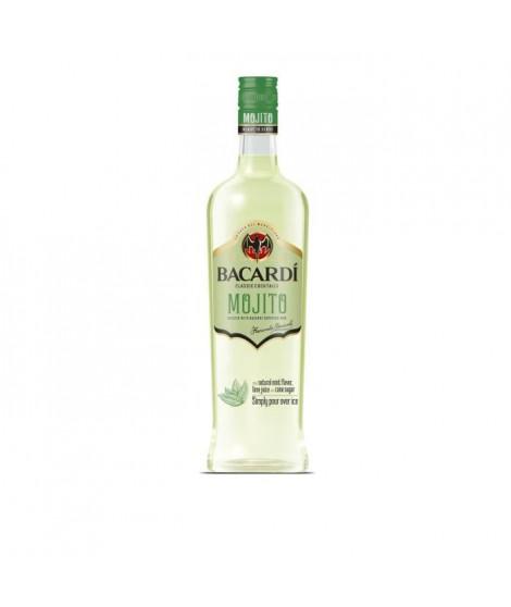 Bacardi Mojito Classic - Cocktail a base de rhum - 70cl - 14°