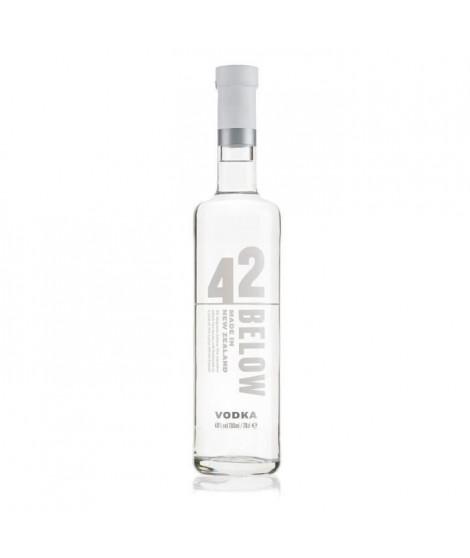 Vodka 42 below 70 cl