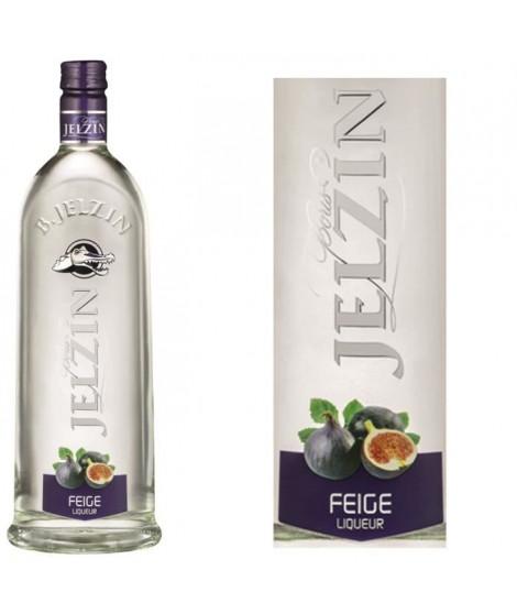 JELZIN Liqueur de Vodka Figue 18°