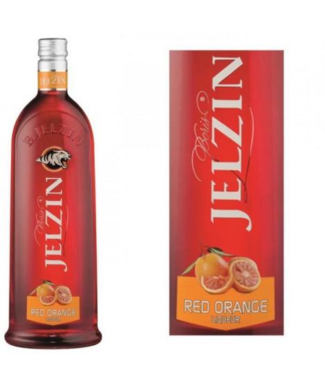 JELZIN Liqueur de Vodka Orange 18°