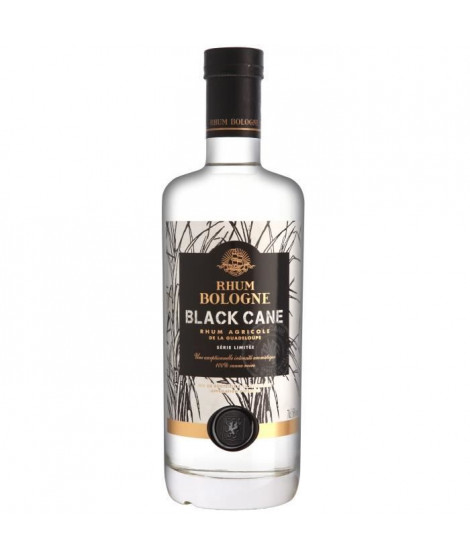 Bologne - Black Cane - Rhum - 50.0% Vol. - 70 cl