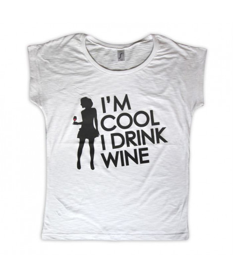 T-shirt Miss Vicky Femme taille L