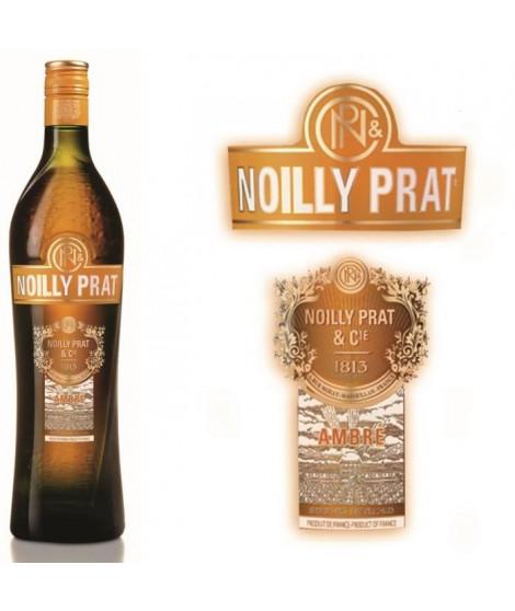 Noilly Prat Ambré - Vermouth - 75cl -16°