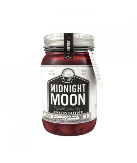 Midnight Moon Cherry, American Moonshine 40° 35 cl