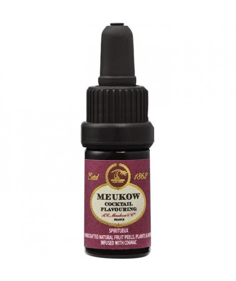 MEUKOW Booster pour Cokctail Flavouring Regular - 5 ml - 60°