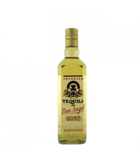 DON ANGEL Tequila Oro Gold - 38 % - 70 cl