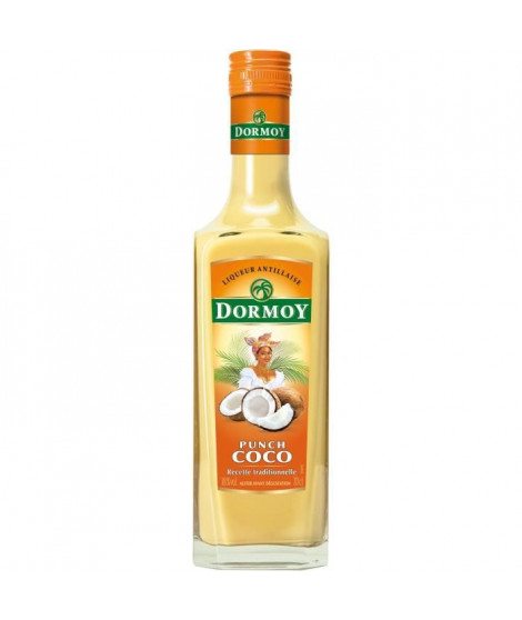 Punch Coco 18° 70cl Dormoy