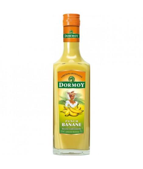 Punch Banane 18° 70 Cl Dormoy