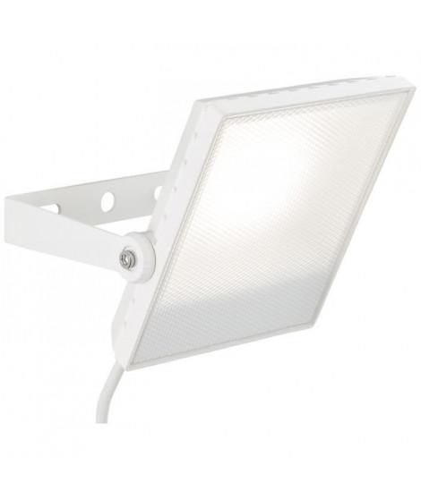 BRILLIANT Projecteur LED DRYDEN - 1x30W - Coloris blanc