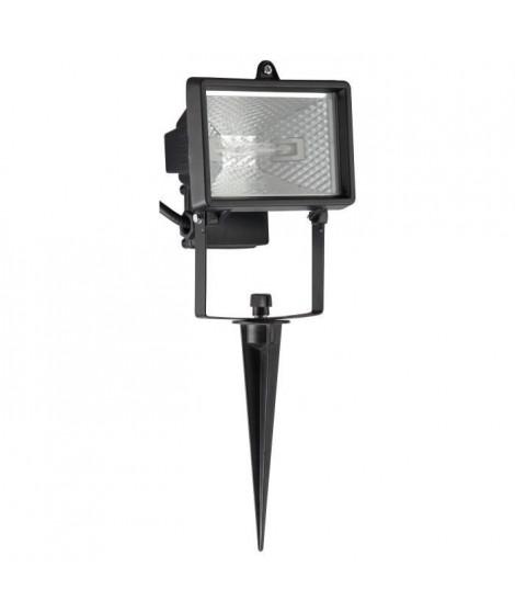 BRILLIANT Projecteur a piquer TANKO - R7s - 1x150W - Coloris noir