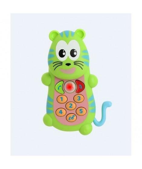 INFINIFUN Le Téléphone Tigre bilingue