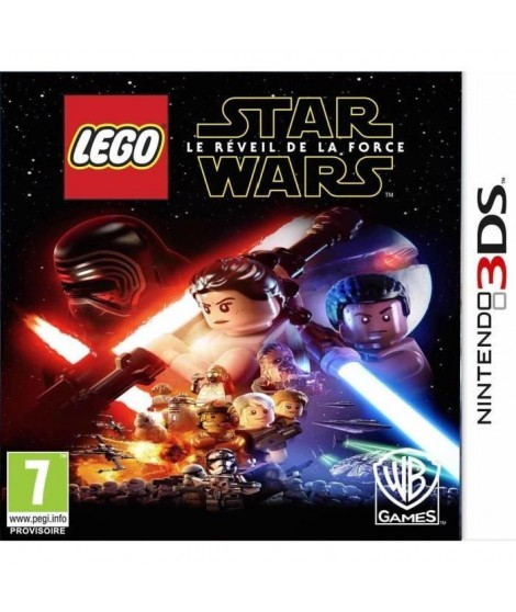 LEGO Star Wars : Le Réveil de la Force Jeu 3DS