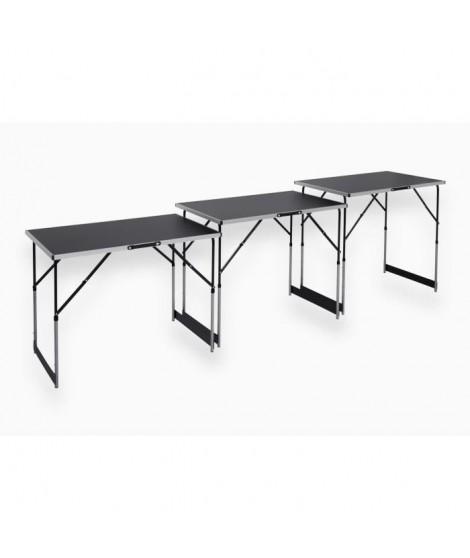 MEISTER Lot de 3 tables a tapisser - Tables multifonctions