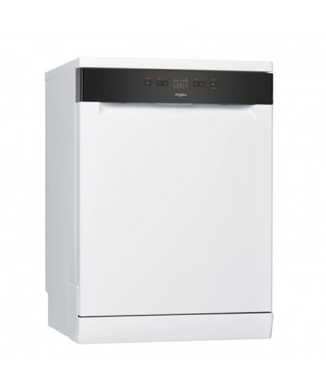WHIRLPOOL OWFC3C26 - Lave-vaisselle pose libre 14 couverts A++