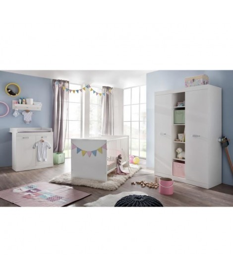RONJA Chambre complete 3 pieces