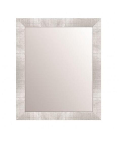 TEXA Miroir rectangulaire 40x50 cm Blanc