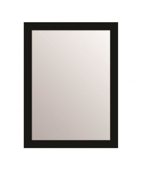 TEXA Miroir rectangulaire 50x70 cm Noir