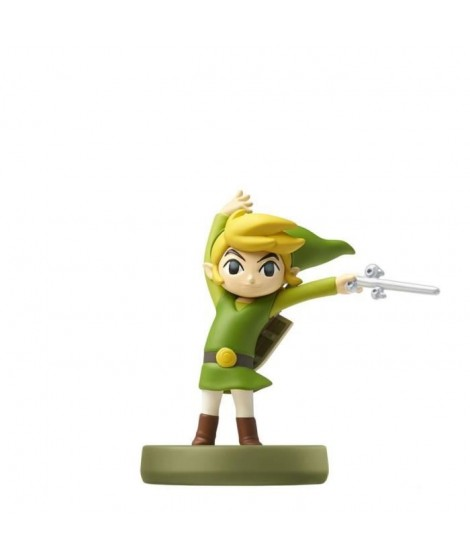 Figurine Amiibo Link Cartoon (The Wind Waker) The Legend of Zelda