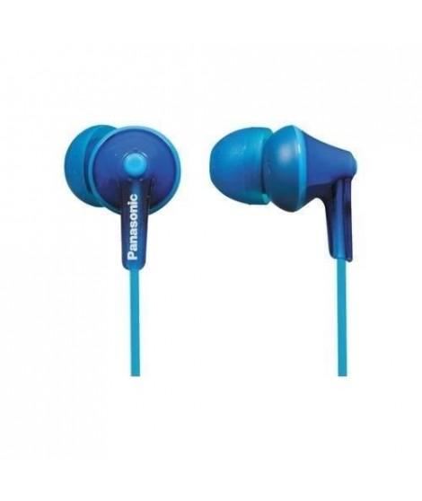 PANASONIC HJE125 Ecouteurs intra-auriculaires Bleus