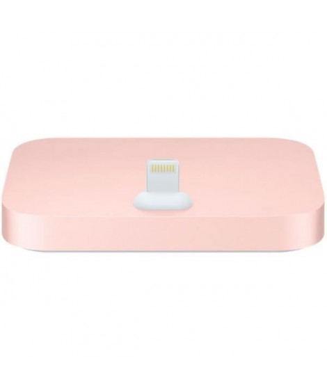 Apple Station d'accueil Lightning pour iPhone- Rose Or