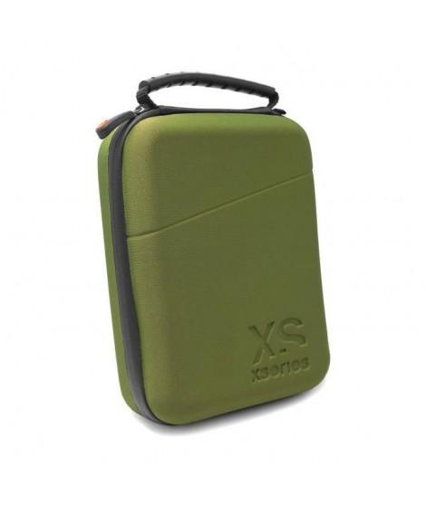 XSORIES CAPXULE SMALL Mallette semi-rigide ultra légere thermoformée - Vert