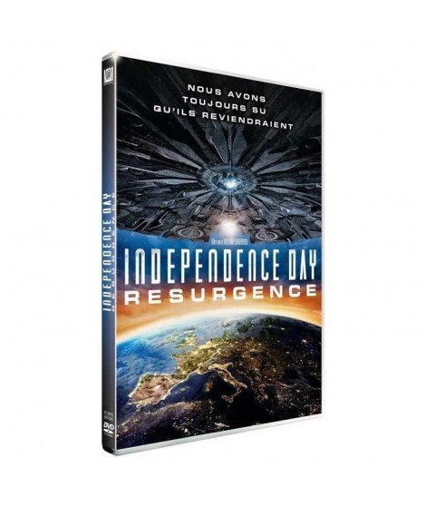 DVD Independence Day : Resurgence