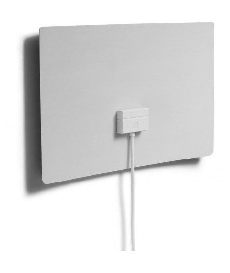 ONE FOR ALL SV9440 Antenne d'intérieur Ultra plate - Filtre 4G