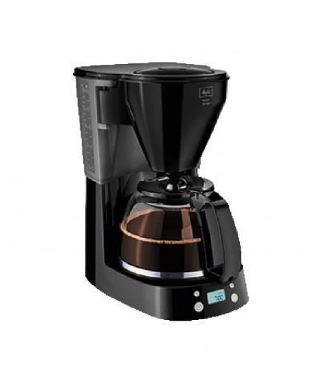 Melitta - Cafetiere Easy Timer 1010-14 Noir EU