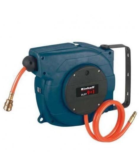 EINHELL Dévidoir automatique pour tuyau 10m DLST 9+1 enrouleur pneumatique