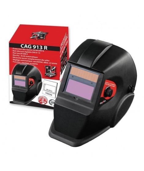 DOMAC Cagoule de soudure LCD DIN9-13