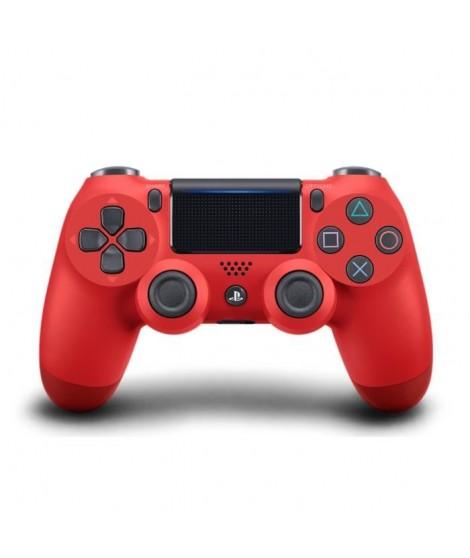 Manette DualShock 4 Rouge PS4 V2
